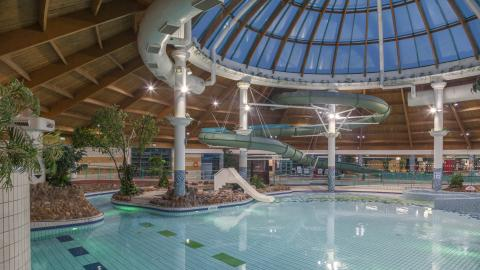 Aquadome Tralee pool