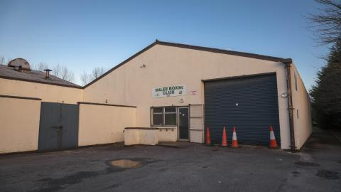 Tralee Boxing Club exterior