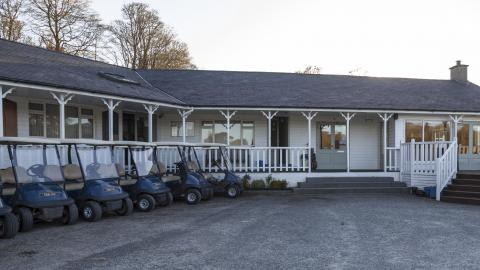Kenmare Golf Club exterior