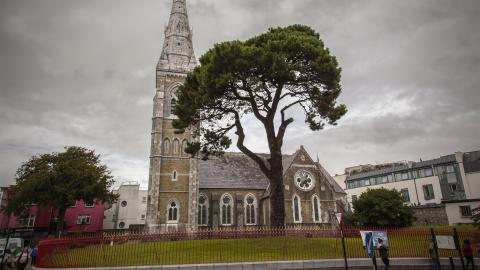 St. Mary's Church Killarney exterior