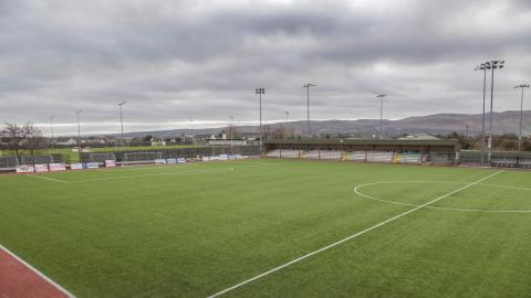 Mounthawk Football Pitch