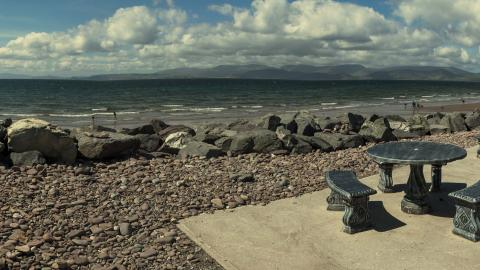 Rossbeigh panoramic