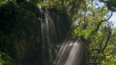 KElls Bay waterfall