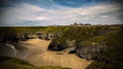 Ballybunion Nuns beach