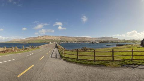 Valentia Island Bridge2