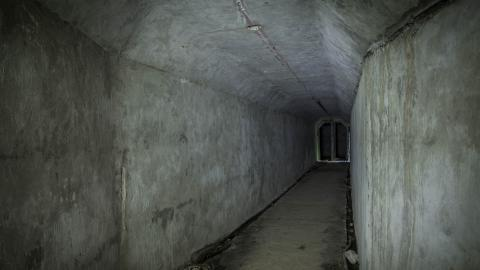 Fort Shanon tunnel